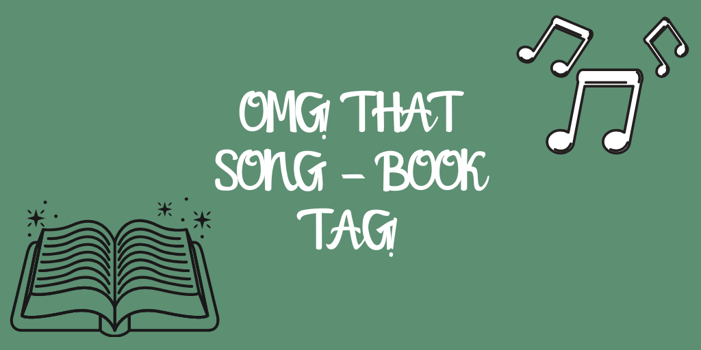 OMG That Song - Book Tag
